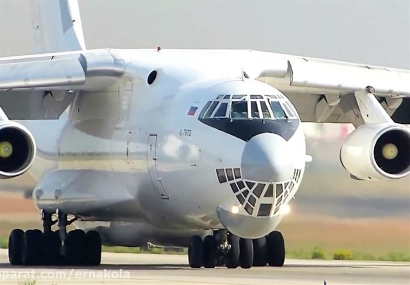 سازمان هواپیمایی: هواپیمای ایلوشین خادمان زائران اربعین را به عراق منتقل کرد