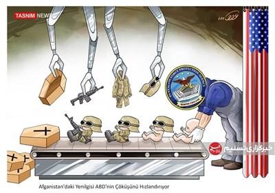 Afganistan'daki Yenilgisi ABD'nin Çöküşünü Hızlandırıyor