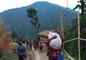 فرار 10 هزار میانماری به هند از ترس سرکوبگری ارتش