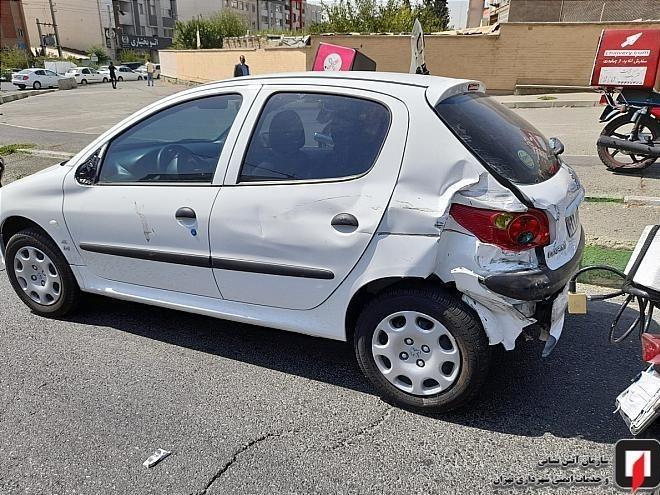 آتشنشانی , سازمان آتشنشانی تهران , حوادث , پلیس راهور | پلیس راهنمایی و رانندگی ,