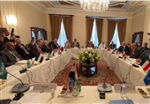 أمیر عبداللهیان یشارک فی اجتماع حول بغداد على هامش اجتماعات الجمعیة العامة للأمم المتحدة