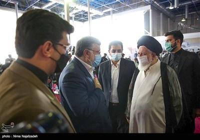 افتتاح بزرگترین مرکز واکسیناسیون ایران در مشهد