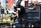 رژه اقتدار نیروهای مسلح شهرکرد به روایت تصاویر