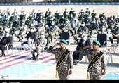 همایش وحدت نیروهای مسلح استان مرکزی به روایت تصویر