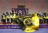 لیگ برتر ووشو بانوان| چهارمین قهرمانی پیاپی سپاهان