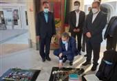 فرماندهان نیروهای مسلح و مسئولان استان بوشهر با آرمانهای شهدا تجدید بیعت کردند + تصاویر