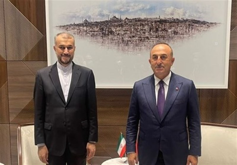 مباحثات ایرانیة - ترکیة فی نیویورک تتناول العلاقات الثنائیة والقضایا الاقلیمیة