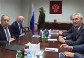 لاوروف: پیشنهادات ما برای کاهش تنش در روابط روسیه-ناتو همچنان روی میز است