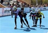 پایان سومین مرحله انتخابی تیم ملی اسکیت سرعت بانوان