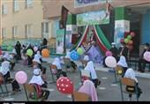 آیین بازگشایی مدارس و آغاز سالتحصیلی جدید در استان کردستان + فیلم