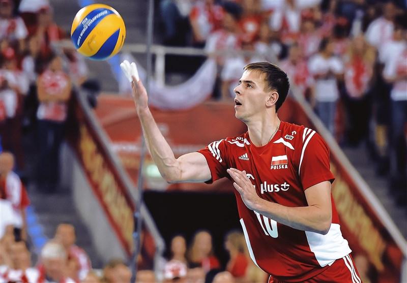 دردسرهای شهرت برای والیبالیست لهستانی!