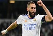 رکوردی جدید برای بنزما و رئال مادرید در شب پیروزی مقابل مایورکا