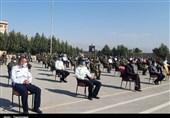 """جشنواره """"سرباز"""" در شهریار برگزار شد"""