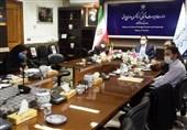 میزان جلب همکاری فرابخشی معیار ارزیابی استانها در اکسپو دبی
