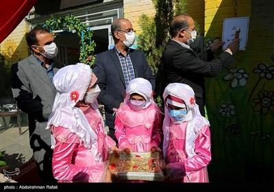 جشن شکوفه ها در همدان