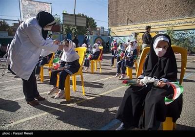 زنگ آغاز سال تحصیلی در کرمانشاه