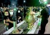 حال و هوای عزاداری حسینی در اصفهان بهروایت تصویر
