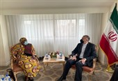 Top Diplomat Highlights Importance of Africa in Iran's Foreign Policy