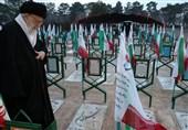 امام خامنهای: خون مطهّر شهدا حقانیت جمهوری اسلامی را بر جبین تاریخ ثبت کرد