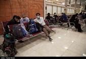 سرگردانی زائران اربعین در فرودگاه و مرز زمینی (ره)/ چرا مشکلات زائران پایان ندارد؟