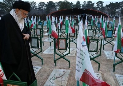 Martyrs' Blood Marked Legitimacy of Islamic Republic on Forefront of History: Leader