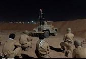 """نمایشگاه """"معبری به آسمان"""" در پرند با نمایش ادوات نظامی و جنگی پذیرای بازدیدکنندگان است + تصاویر"""