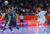 حسنزاده: به جام جهانی آمدهایم تا نظر مردم را نسبت به فوتسال ایران تغییر دهیم