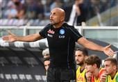 اسپالتی: برای صعود به لیگ قهرمانان اروپا هنوز 72 امتیاز کم داریم