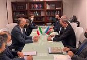 İran ve Azerbaycan Dışişleri Bakanları New York'ta Görüştü