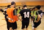 اردوی تیم ملی فوتسال لغو شد