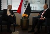 برهم صالح: عراق امیدوار به حمایت دوستان برای کاهش تنشها در منطقه است