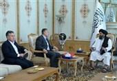 ادامه رایزنیها با طالبان؛ مشاور امنیتی قرقیزستان با «ملابرادر» دیدار کرد