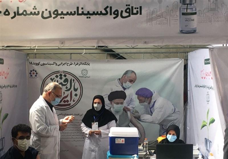 با حضور شهردار تهران صورت گرفت؛ افتتاح 26 پایگاه واکسیناسیون در شهر تهران/ سرعت گرفتن واکسیناسیون در محلات جنوبی پایتخت