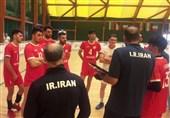 قهرمانی والیبال ناشنوایان جهان| شکست ایران برابر میزبان