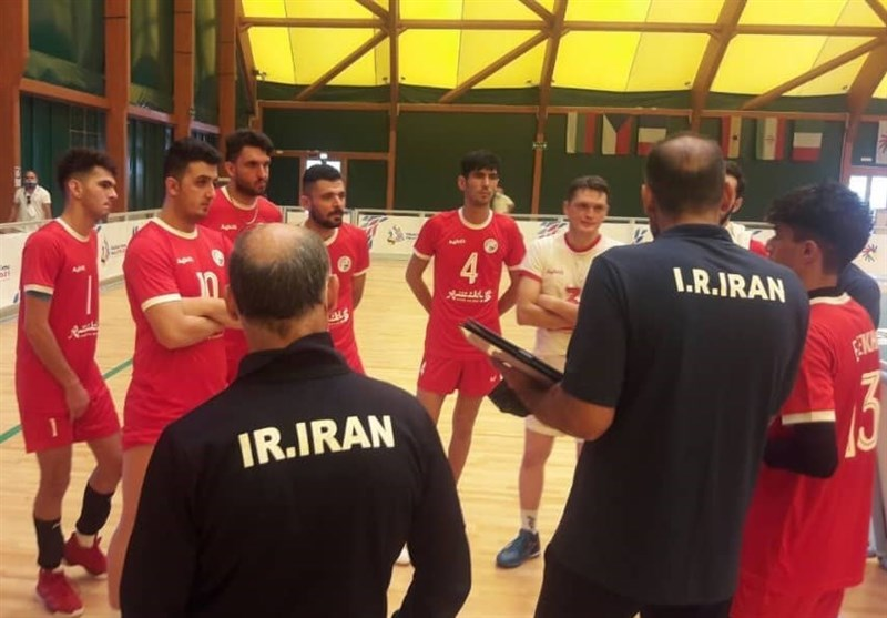 Iran Beaten by Italy at World Deaf Volleyball Championship