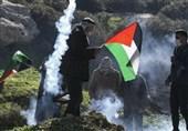حمله نظامیان صهیونیست به فلسطینیها در کرانه باختری