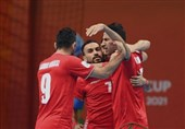 Iran Victorious over Uzbekistan, Advances to Futsal World Cup Quarters