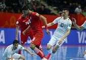 İran Futsal Milli Takımı, Özbekistan'ı Yendi