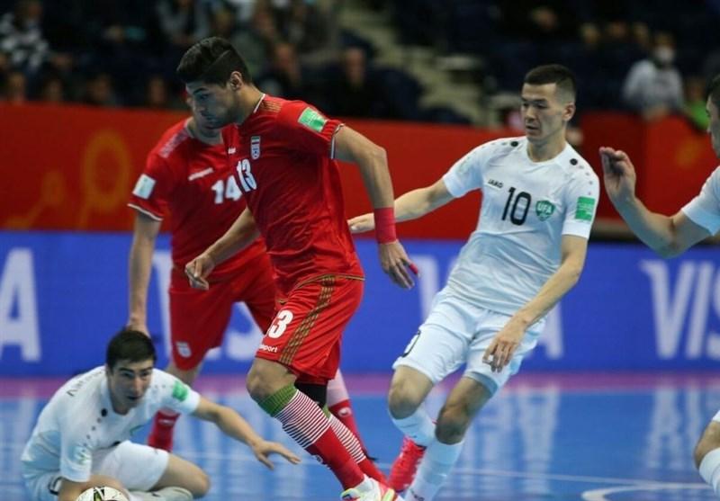 Iran Futsal Team to Face Toughest Test Yet against Steely Kazakhstan