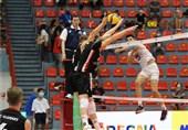والیبال قهرمانی جوانان جهان| ایران مغلوب آرژانتین شد/ قهرمان به یک چهارم نهایی نرسید