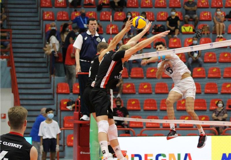 والیبال قهرمانی جوانان جهان| قهرمان آفریقا حریف ایران نشد