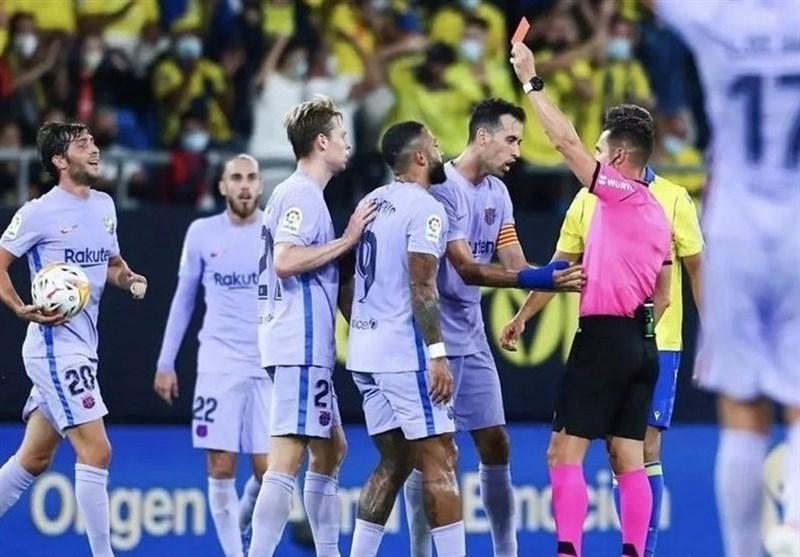 رد درخواست بارسلونا برای بخشش دیونگ و بوسکتس/ کومان 2 جلسه محروم شد
