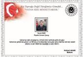 جان باختن یک نظامی دیگر ترکیه در شمال عراق