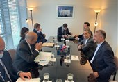 دیدار امیرعبداللهیان با وزرای خارجه فرانسه، بلژیک، سوئد و آفریقای جنوبی