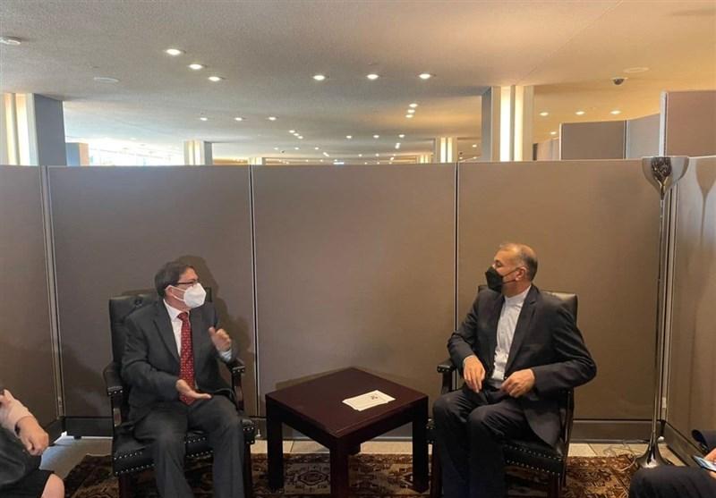 Cuba A Strategic Partner for Iran: FM