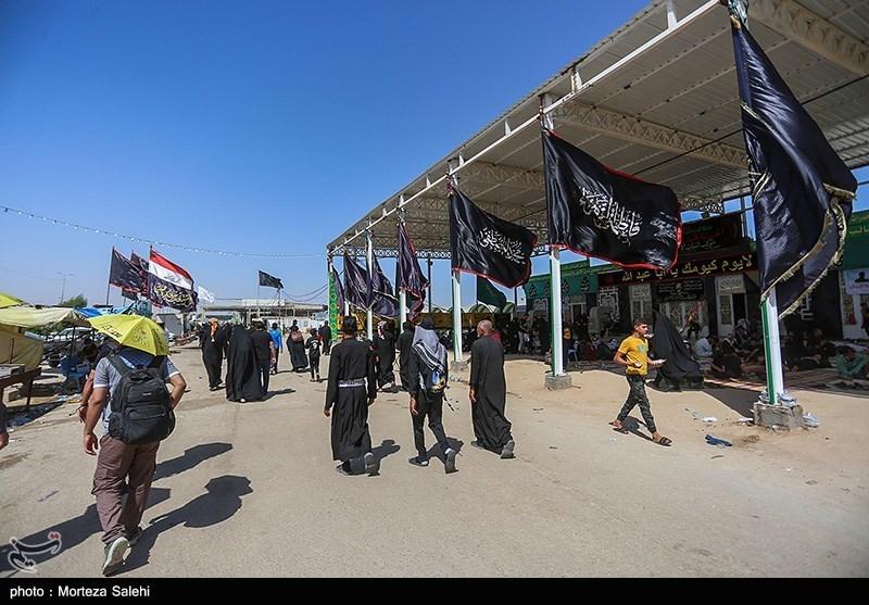 گزارش تسنیم از خدمترسانی مواکب کردستانیها در اربعین؛ حال و هوای کربلا
