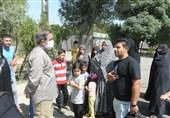 سقوط کودکان در کانال فاضلاب و جولان موشها در یکی از محلات تهران