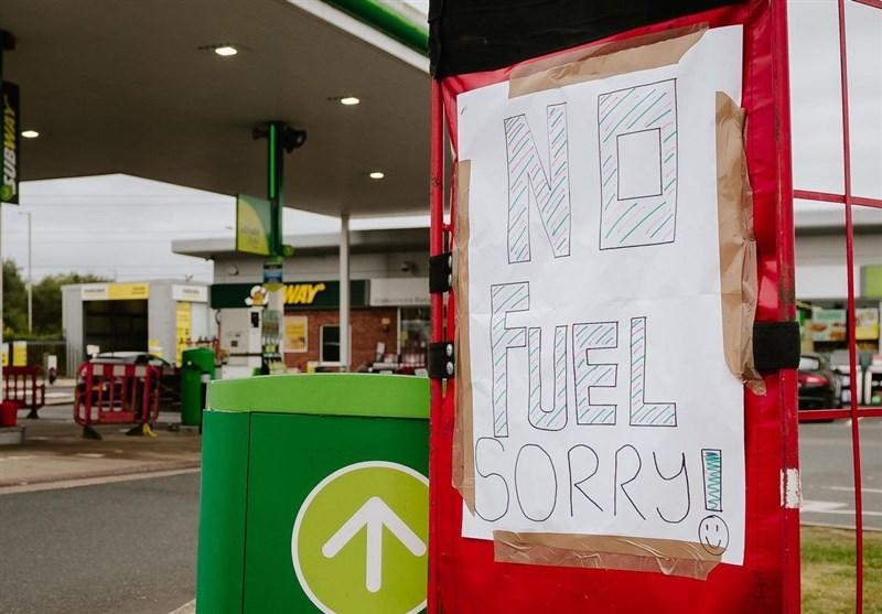 Petrol Station Queues Continue As UK Faces Fuel Shortage (+Video)