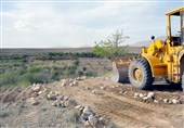 تداوم برخورد با متجاوزین به اراضی ملی در مازندران/ بیش از 20 هزار متر مربع از اراضی ملی آزاد شد