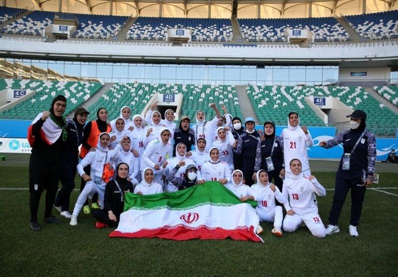 فوتبال بانوان ایران ,